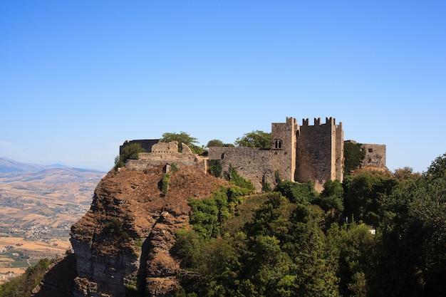 Castillo de venere, erice