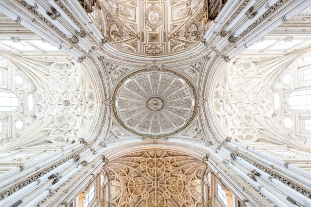 Catedral da mesquita de mezquita de córdoba