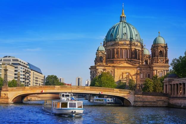 Catedral de berlim berliner dom alemanha