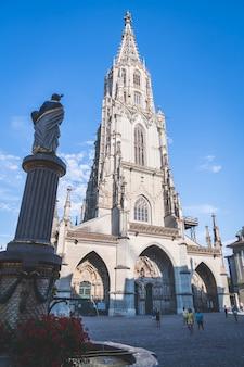 Catedral de berner munster na suíça