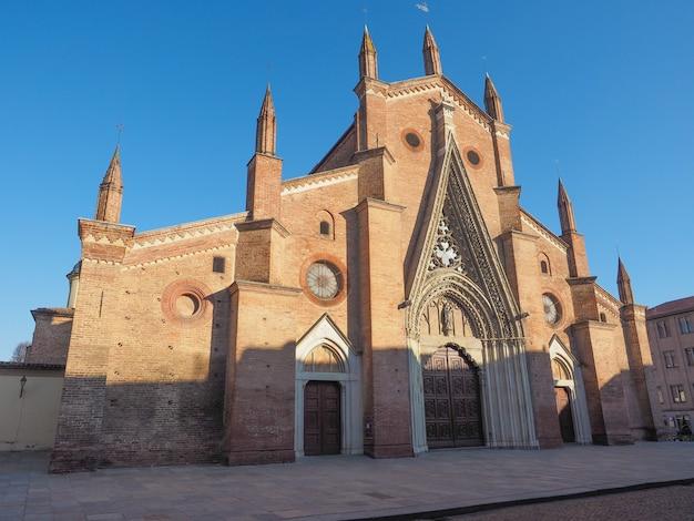 Catedral de chieri, itália