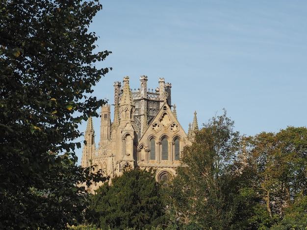 Catedral de ely em ely