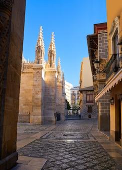 Catedral de granada capilla real em espanha