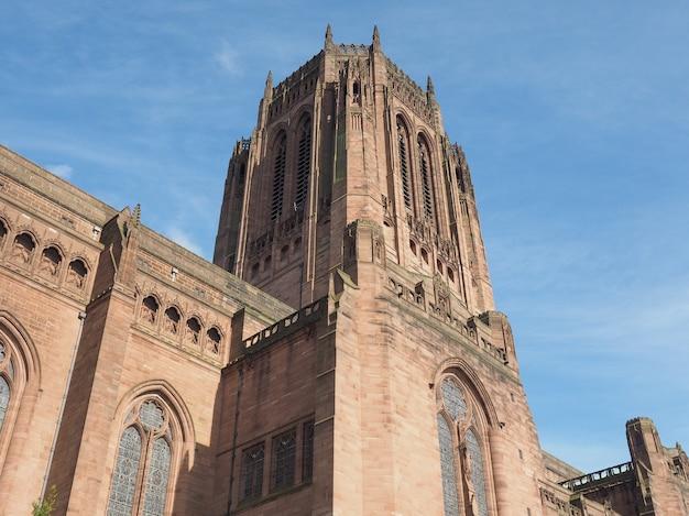 Catedral de liverpool em liverpool