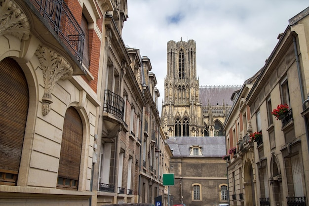 Catedral de notre-dame de reims