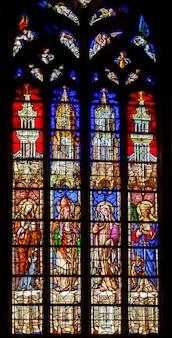 Catedral de paroisse saint sauveur aix-en-provence em frança