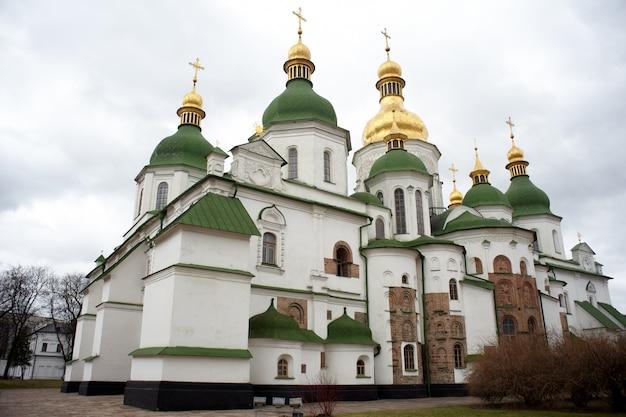 Catedral de santa sofia em kiev, ucrânia