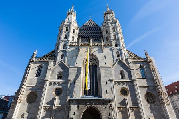 Catedral de santo estêvão em wien