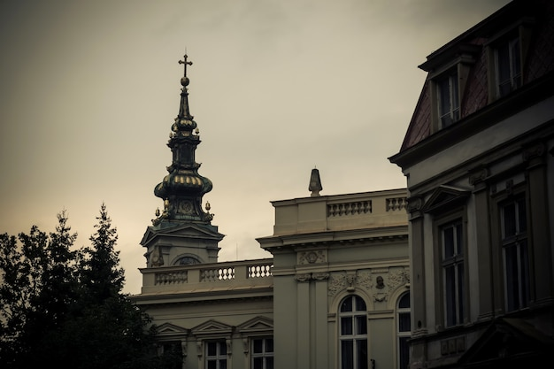 Catedral de são miguel. belgrado, república da sérvia