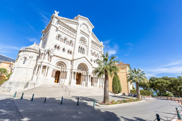 Catedral de são nicolau de mônaco