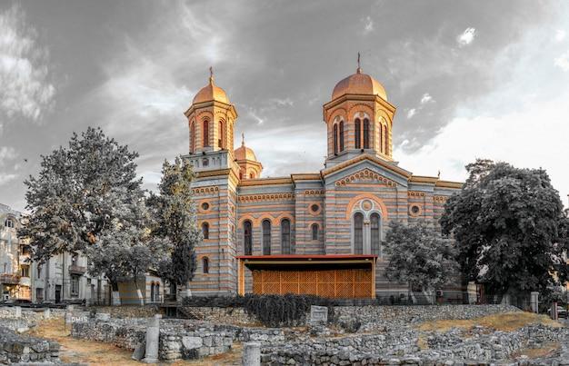 Catedral de são pedro e são paulo em constanta, romênia