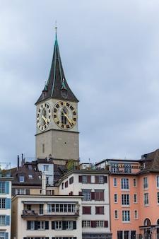 Catedral de são pedro em zurique