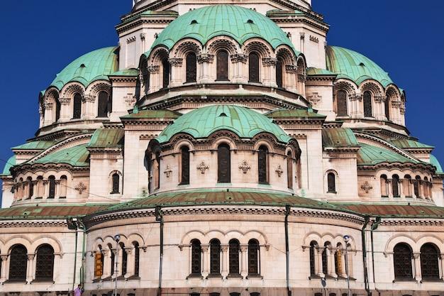 Catedral de st. alexander nevski, sofia, bulgária