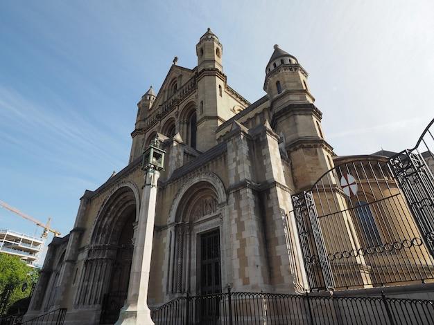 Catedral de st anne em belfast
