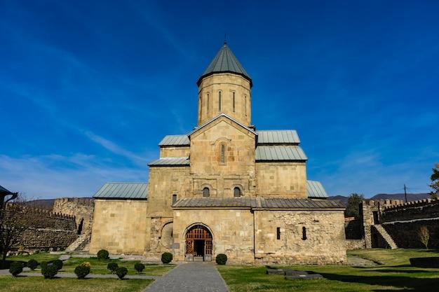 Catedral de tsilkani mãe de deus, geórgia