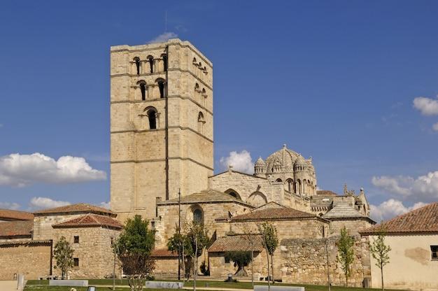Catedral de zamara, castela e leão, espanha