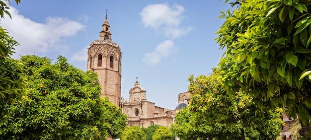 Catedral, em, valencia