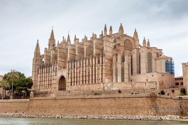 Catedral la seu palma de maiorca, espanha