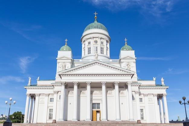 Catedral luterana em helsinque