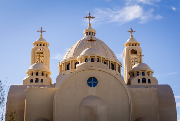 Catedral pública, igreja egípcia copta