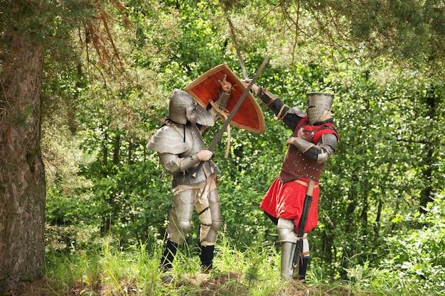 Cavaleiros de combate
