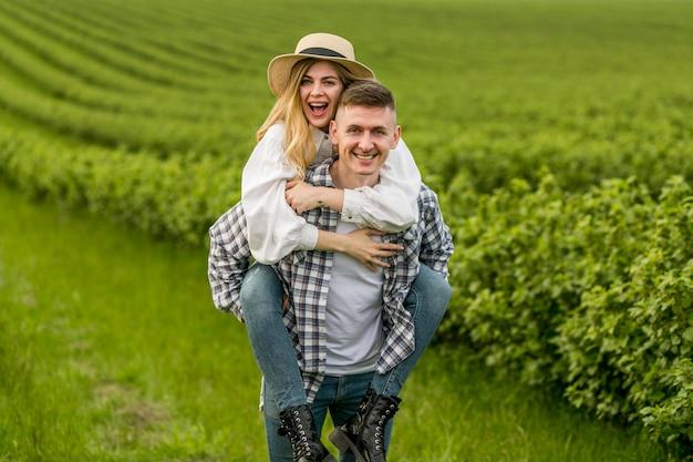 Cavalinho passeio para esposa