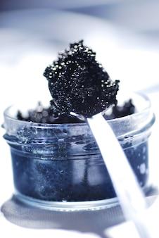 Caviar preto - símbolo da riqueza
