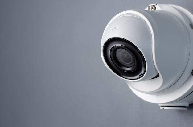 Cctv câmera de segurança de vídeo