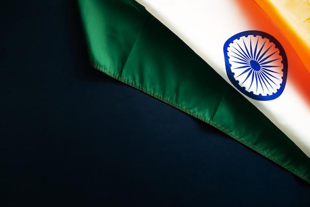 Celebração do dia da república da índia em 26 de janeiro, dia nacional indiano