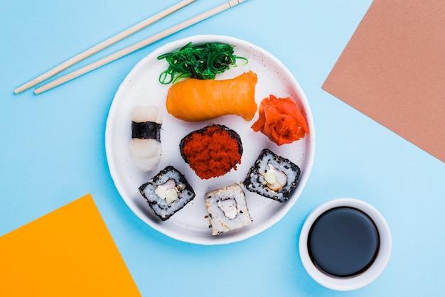 Celebração do dia internacional do sushi