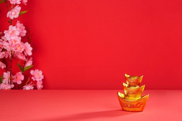 Celebração do festival do ano novo chinês