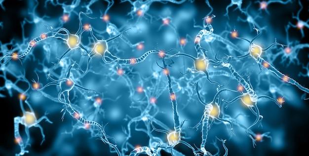 Células nervosas ativas