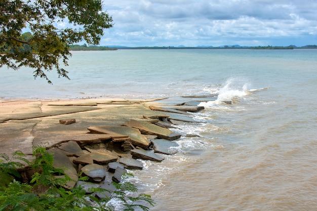 Cemitério de krabi shell