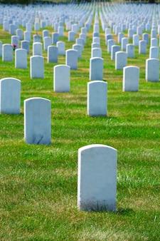Cemitério nacional de arlington va perto de washington dc