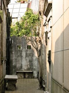 Cemitério scape
