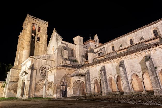 Cena noturna de monasterio de las huelgas
