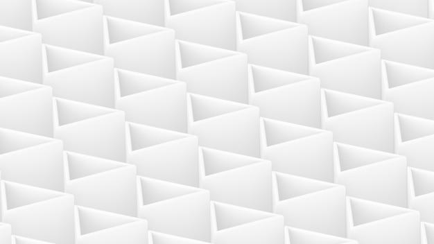 Cenário de baixo contraste claro abstrato. elementos triangulares