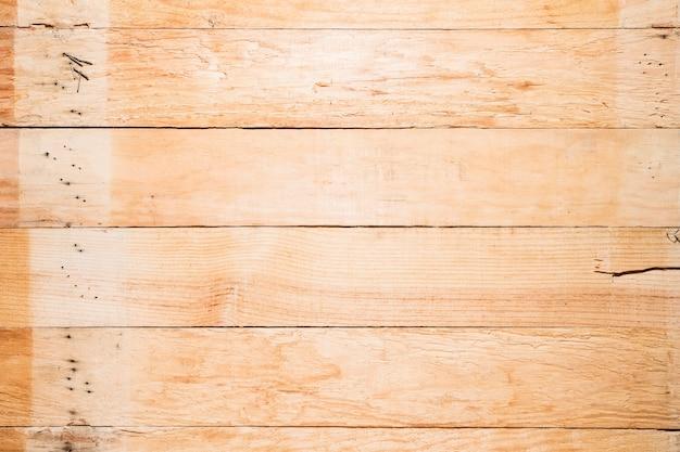 Cenário de moldura de madeira