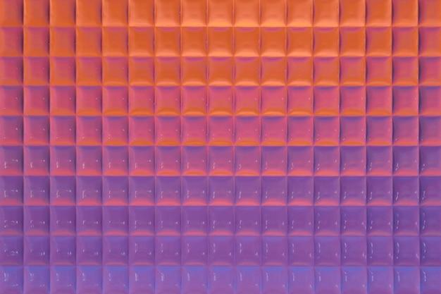 Cenário de produto estético com vidro estampado