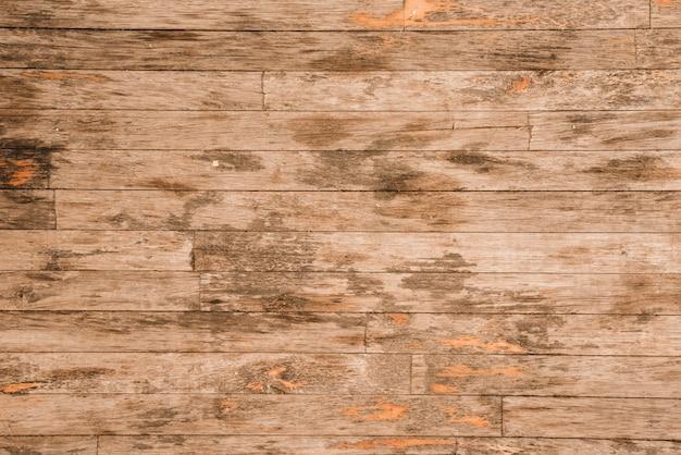 Cenário de tábua de madeira de prancha de madeira rústica