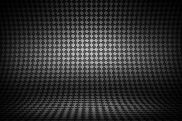 Cenário de textura de fibra de carbono