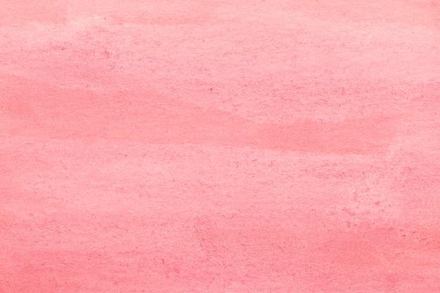 Cenário de tinta aquarela abstrata rosa