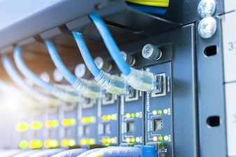 Centro de rede