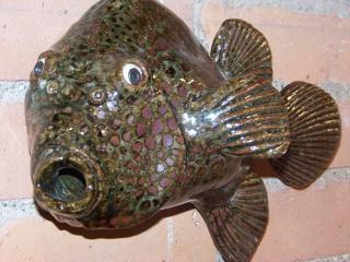 Cerâmica artística e histórica, os peixes