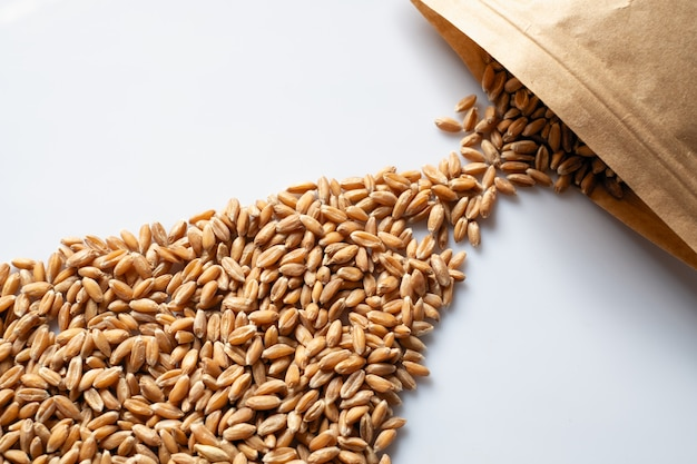 Cereal de trigo espelta
