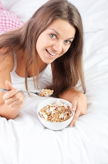 Cereal matinal granola