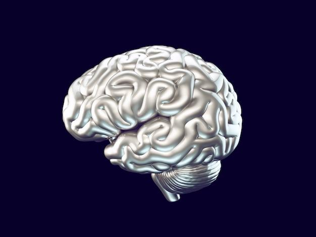 Cérebro de metal