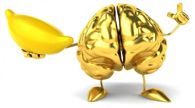 Cérebro divertido
