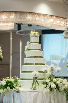 Cerimônia de casamento tailandês e decoração de casamento tailandês