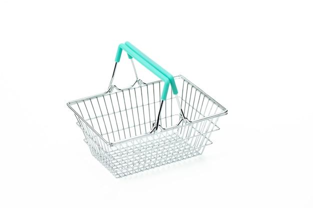 Cesto de compras vazio